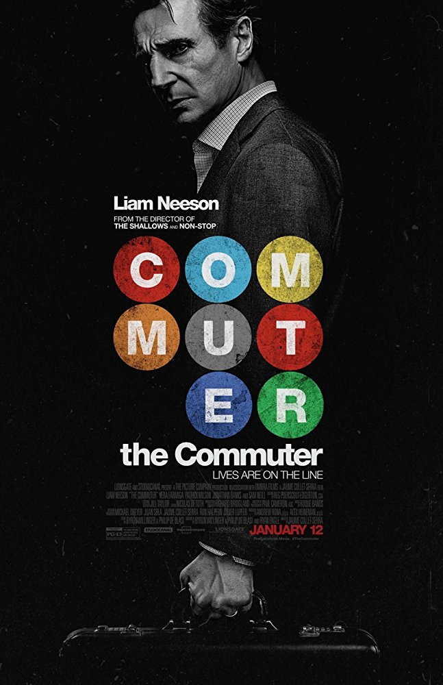 Commuter, The Movie Cover