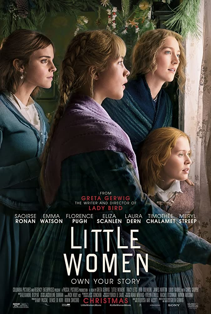 Little Women (2019) Movie Cover