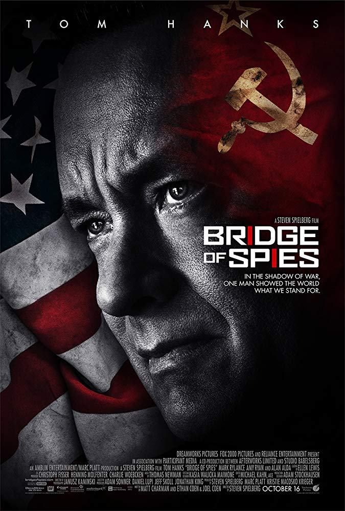 Bridge of Spies Movie Cover