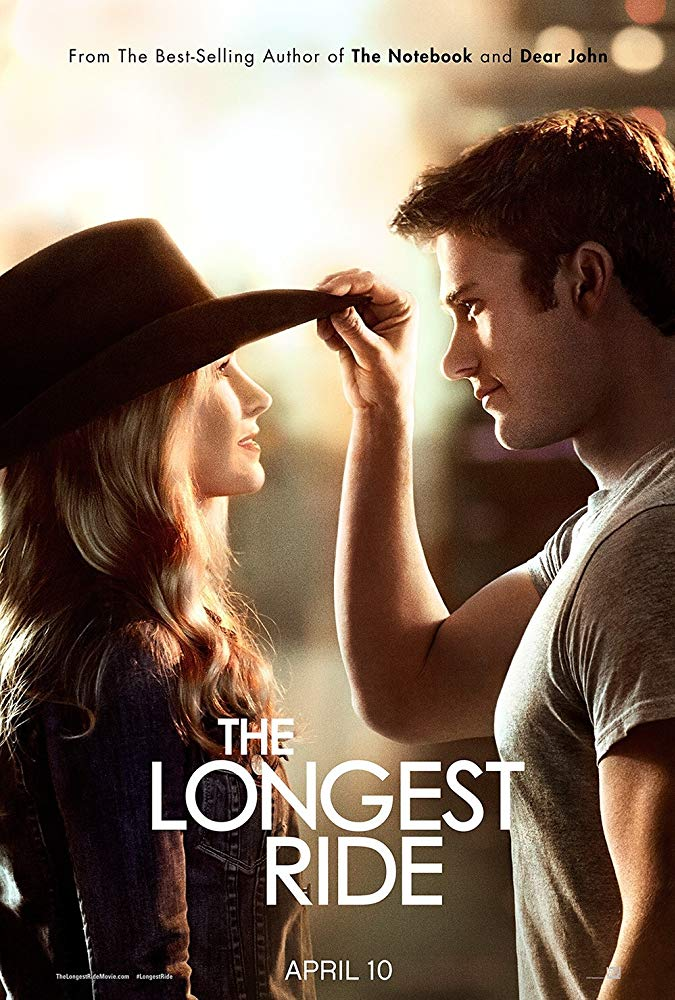 Longest Ride, The Movie Cover