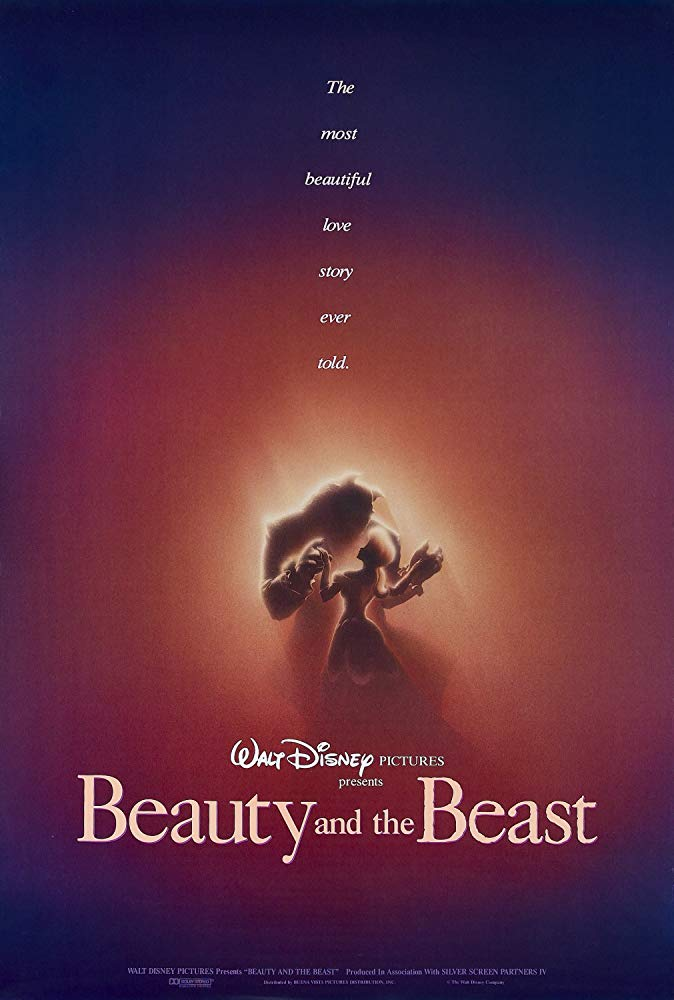 Beauty and the Beast (1991) Movie Cover