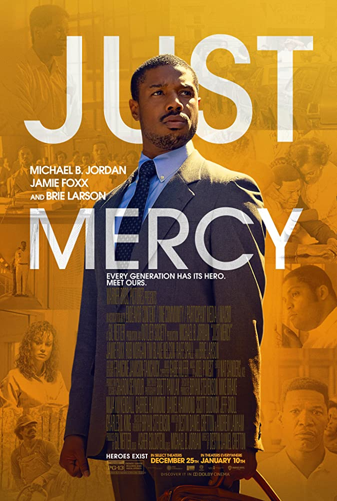 Just Mercy Movie Cover