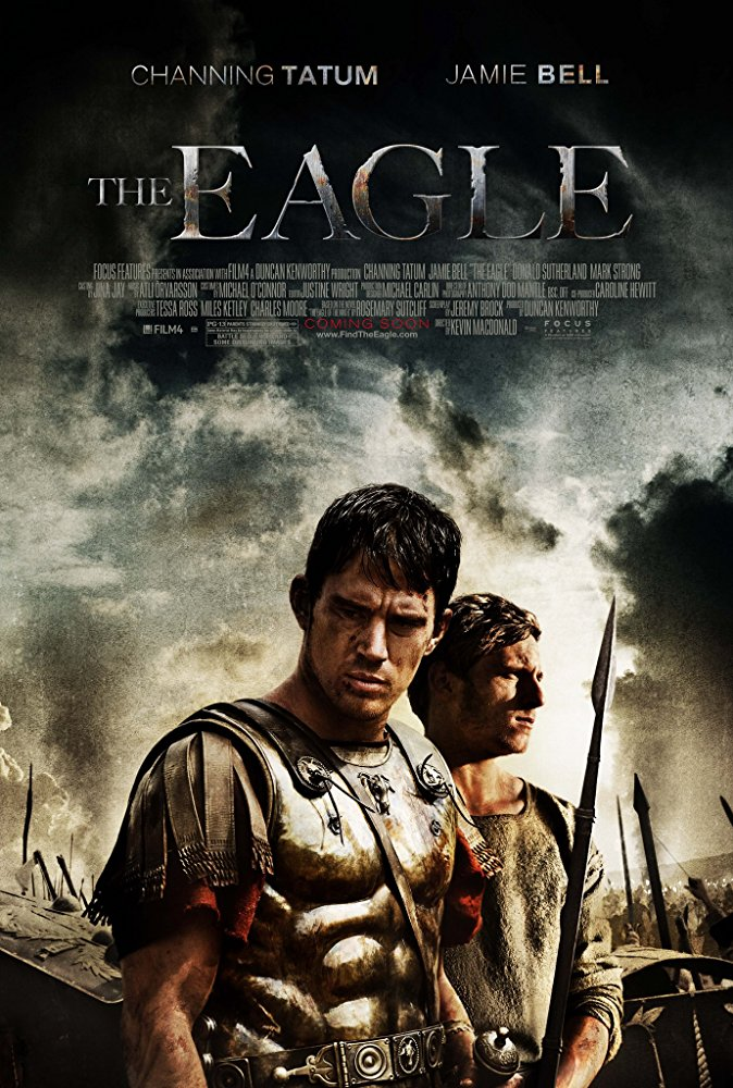 Eagle, The Movie Cover