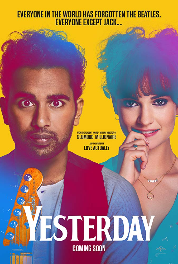 Yesterday Movie Cover