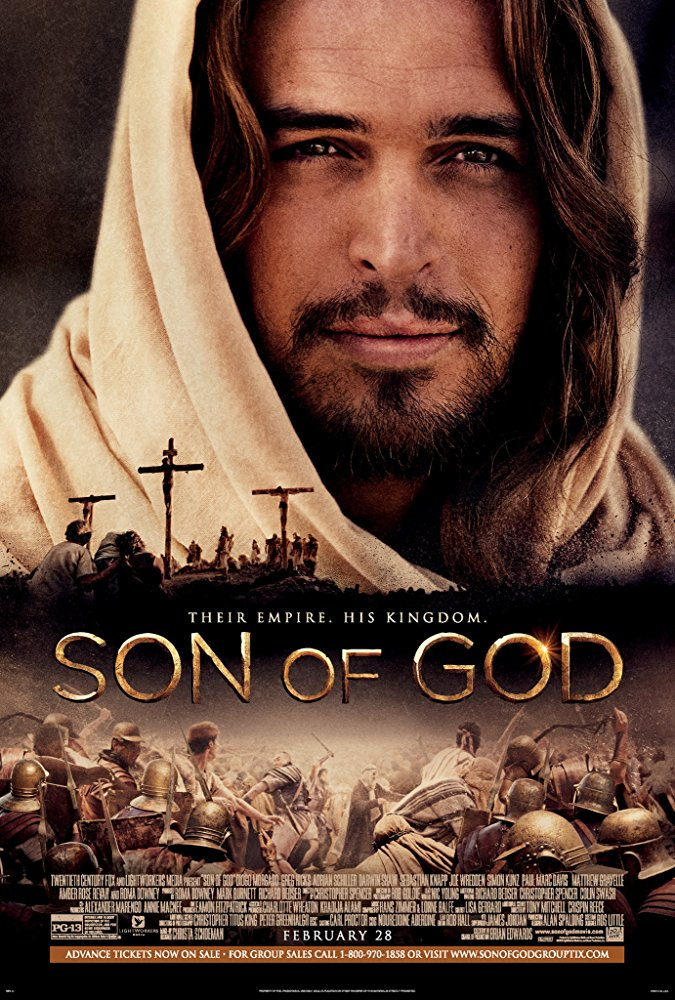 Son of God Movie Cover