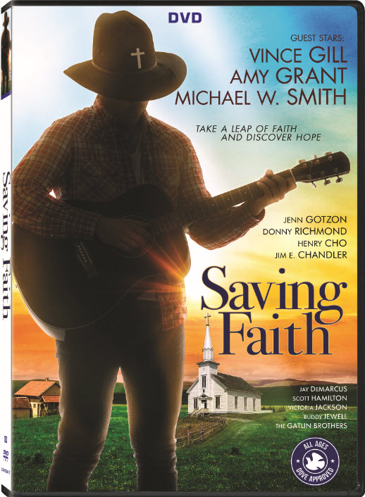 Saving Faith Movie Cover