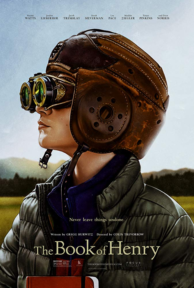 Book of Henry, The Movie Cover