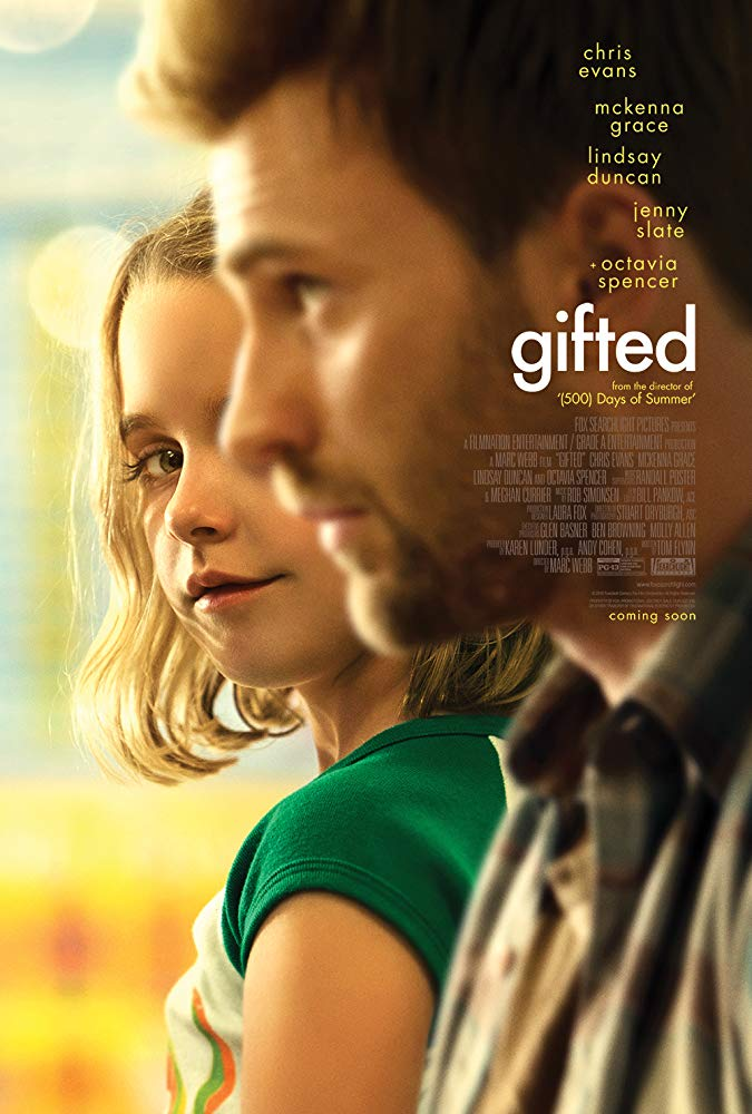 Gifted Movie Cover