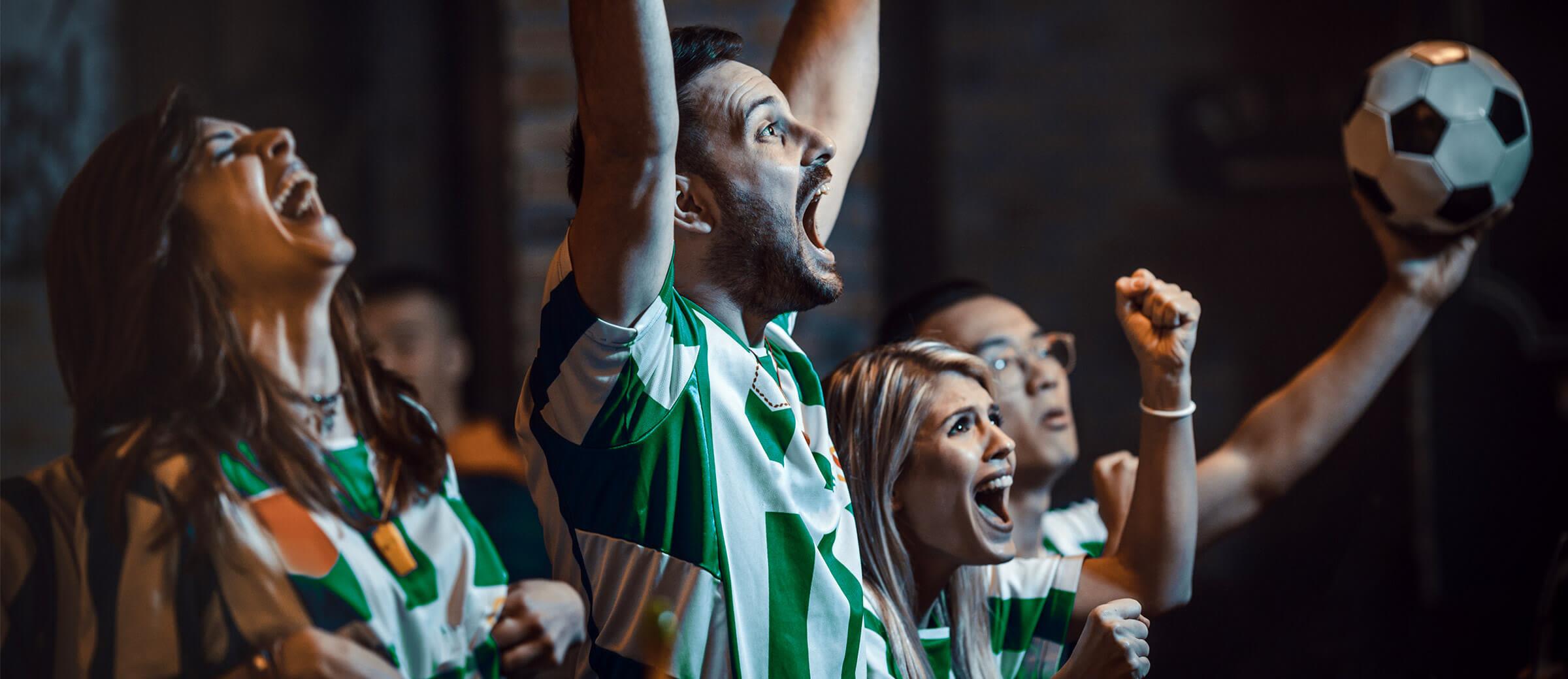 Football on TELUS PureFibre network