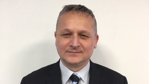 Lee Burniston, Business Development Manager, DFDS United Kingdom