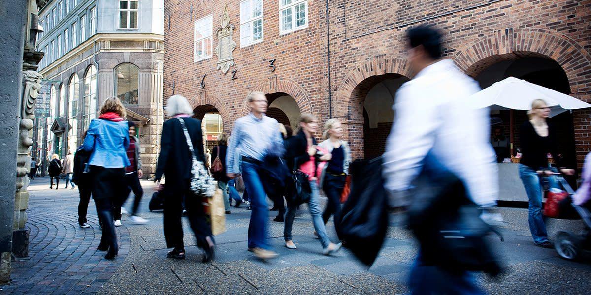 Streets in Copenhagen - Photo credit: Ty Stange