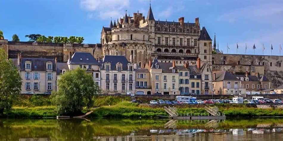 Chateau Royal d'Amboise, France