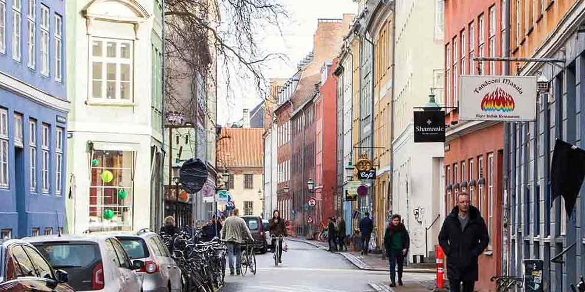 Smågater i København