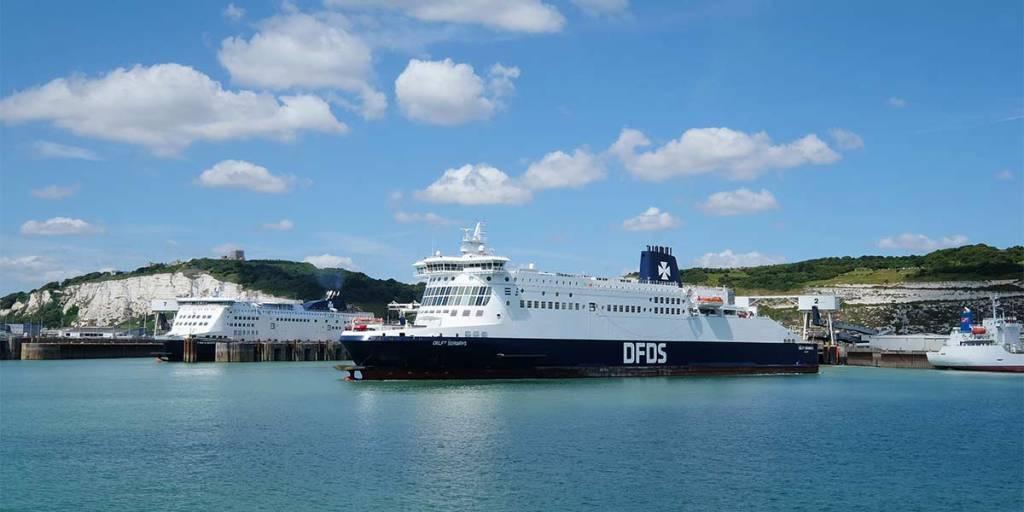 DFDS Delft Seaways