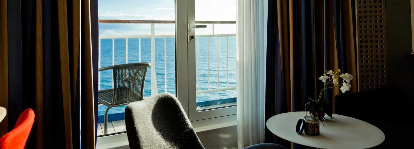 onboard copenhagen-oslo commodore cabin balcony (Balcony)