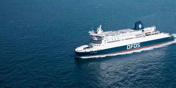 Delft Seaways - Prom z Francji do Dover