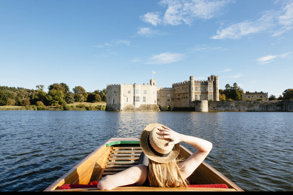 Castle in England 1