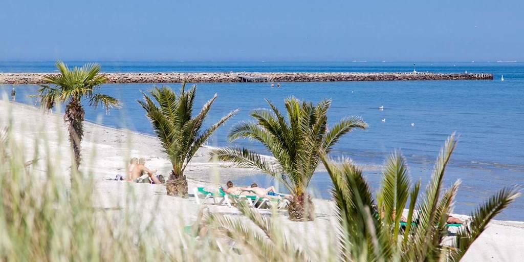 Palm beach - Frederikshavn - Photo credit Turisthus Nord