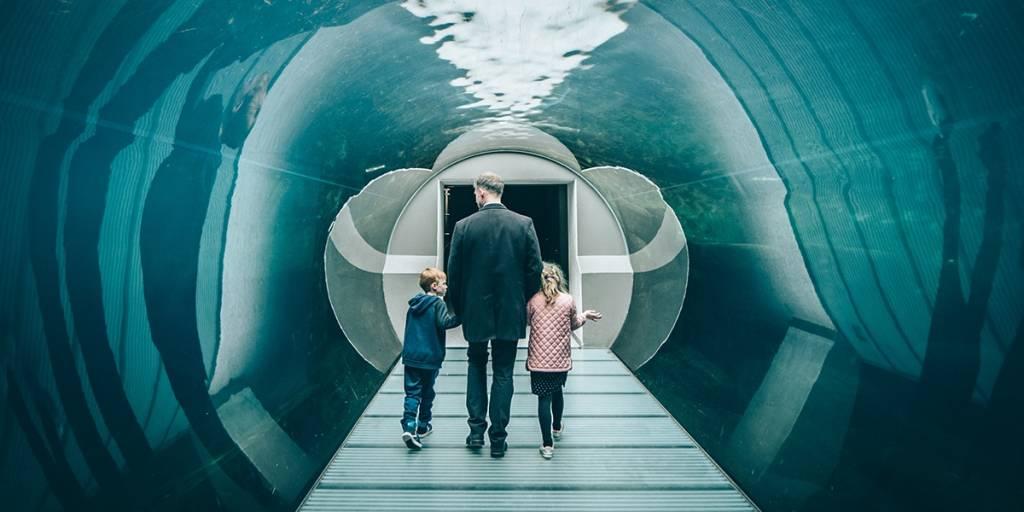 The Arctic Ring, Zoo Copenhagen - Photo credit: Daniel Rasmussen