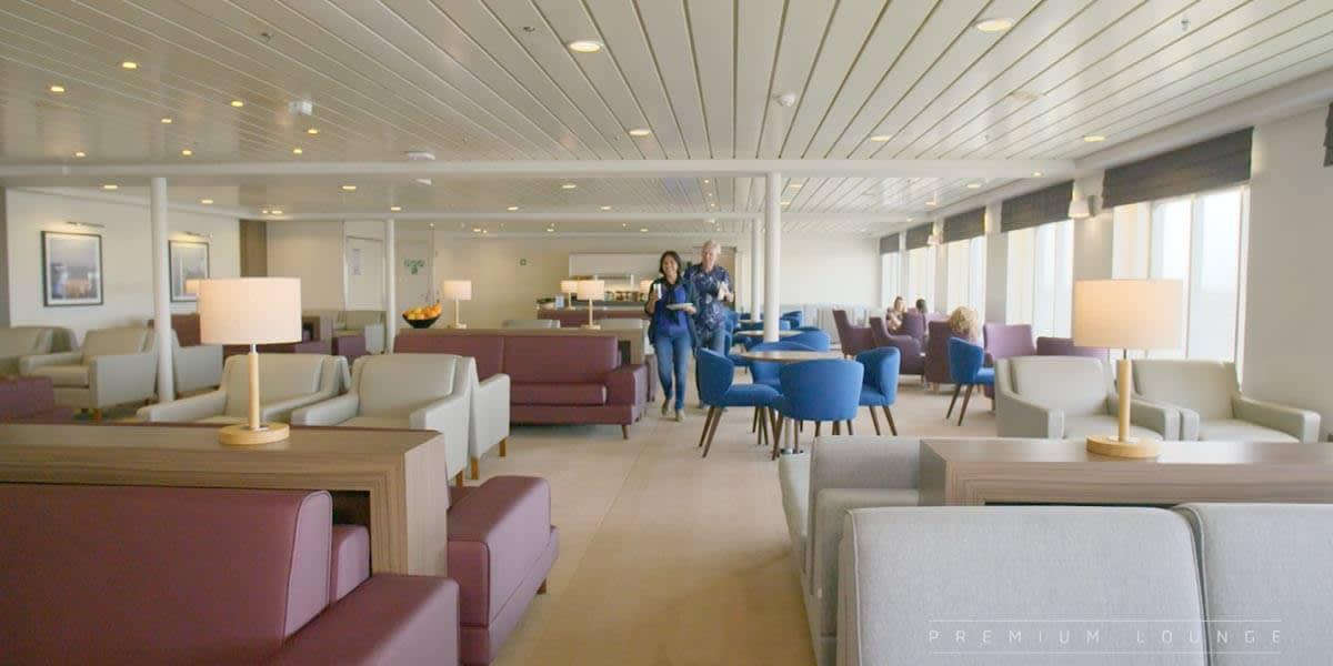 Premium Lounge Dover-Calais