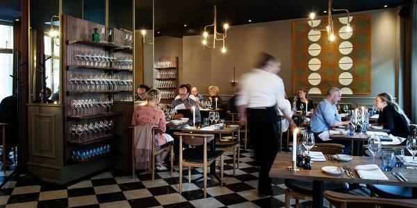 Restauranter i København, Palaegade - Photo Credit: Marie-Louise Munkegaard