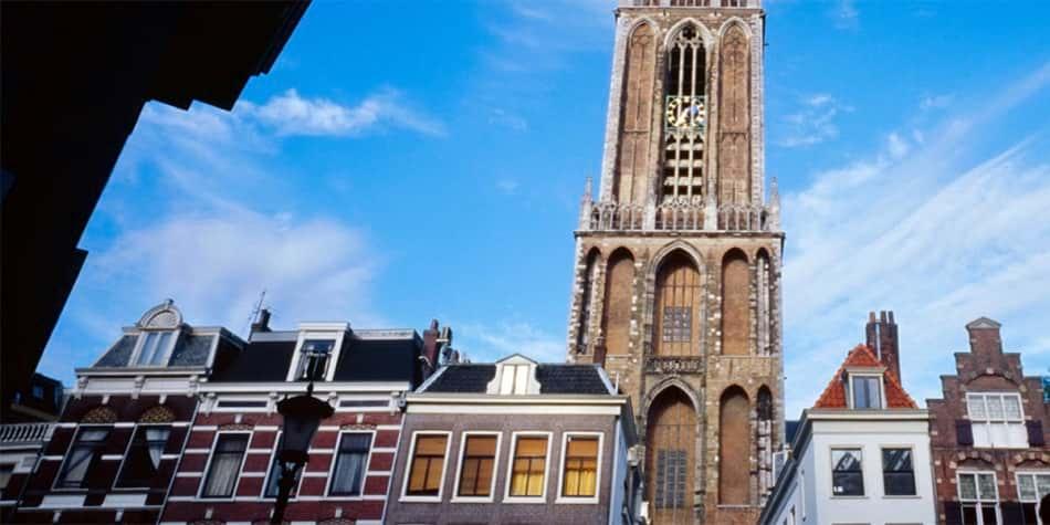 Utrecht - Dom tower