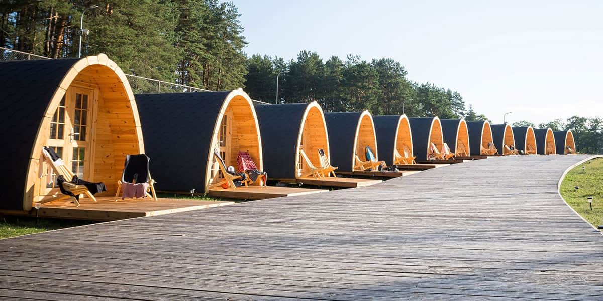 Wake Inn Zarasai, Lithuania
