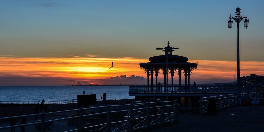 Valentine's Day in Brighton