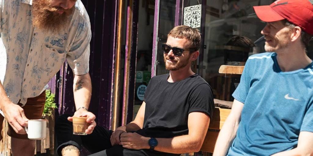 Cafe in Copenhagen, Image credit: Buro Jantzen