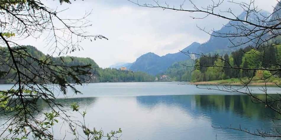 Lake in Europe