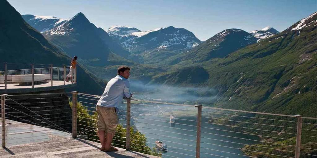 Visit Geiranger Norway