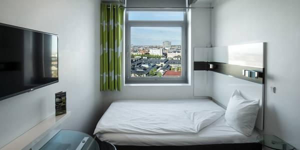 Wakeup Copenhagen, Carsten Niebuhrs Gade - Rooms