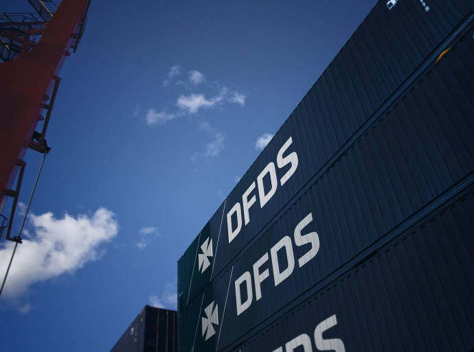 DFDS Containers 2