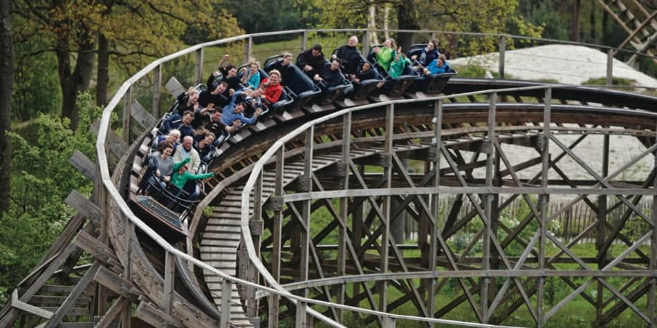 H2 Carousel NA EarlyBooking Efteling