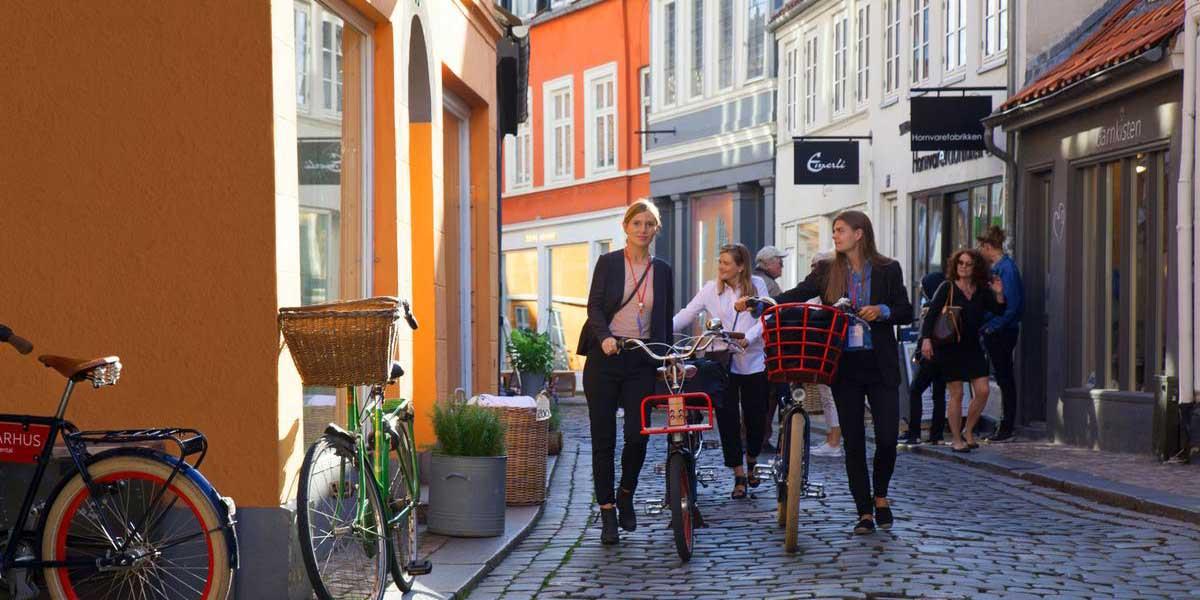 Latinerkvarteret - Aarhus Photocredit - Visist Aarhus