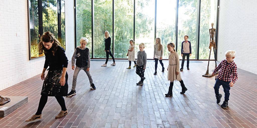 Louisiana - Museum of modern art, Denmark - Photo Credit: Ulrik Jantzen