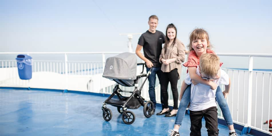 Family on board