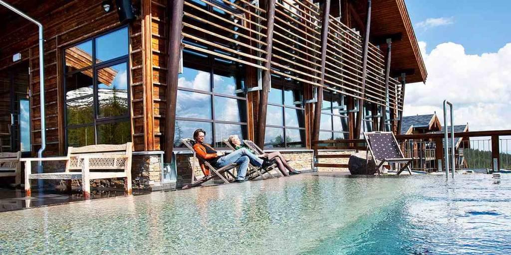Norefjell resort og spa - Norway