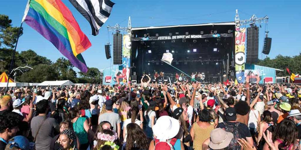 Festival in England