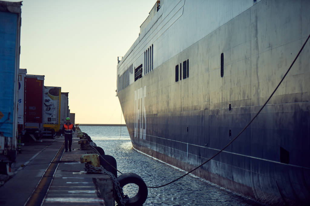 DFDS-Trieste 345