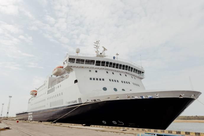 Sirena Seaways dfds