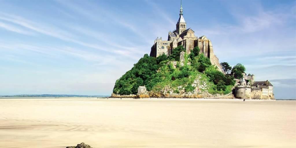 Normandy - Mont St Michel 2