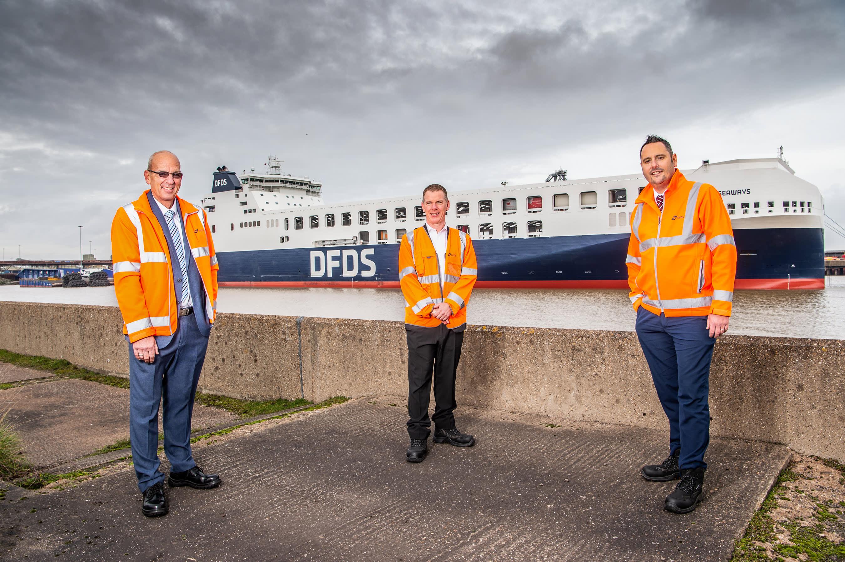 DFDS Seaways Immingham