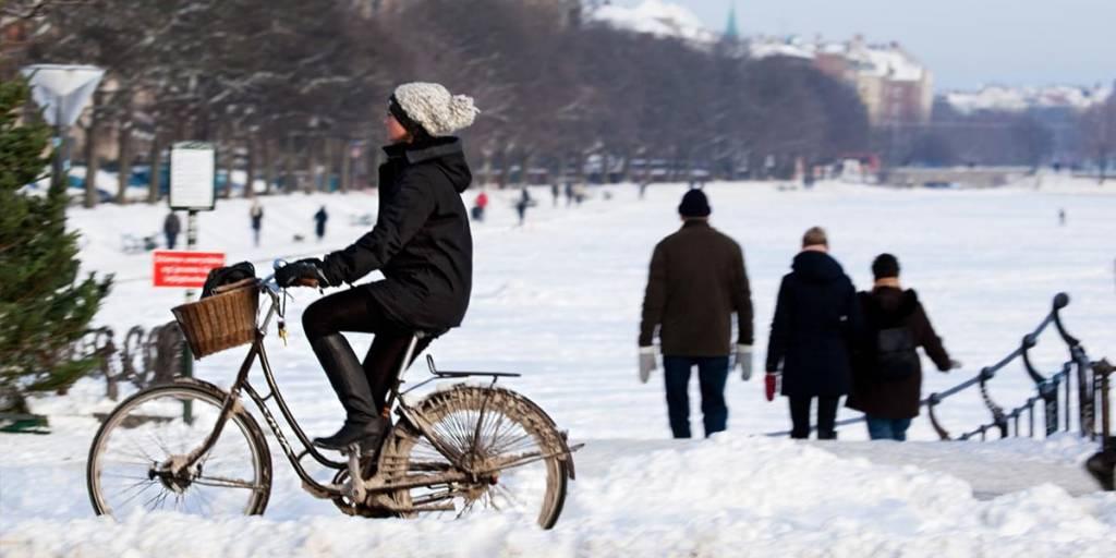 Vinteren i København