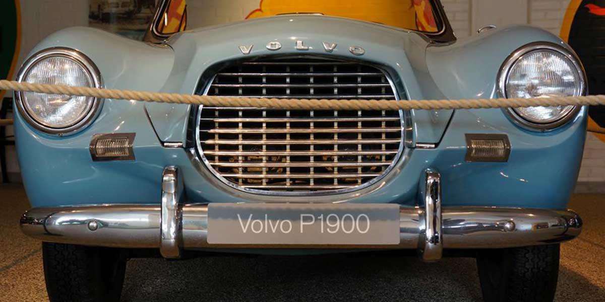 Gothenburg - Volvo Museum