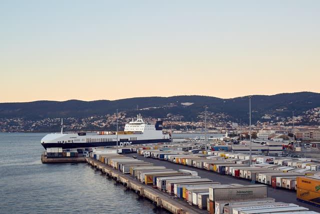 DFDS-Trieste 521