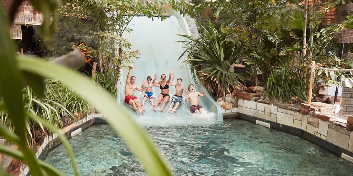 Center Parcs Germany - pool