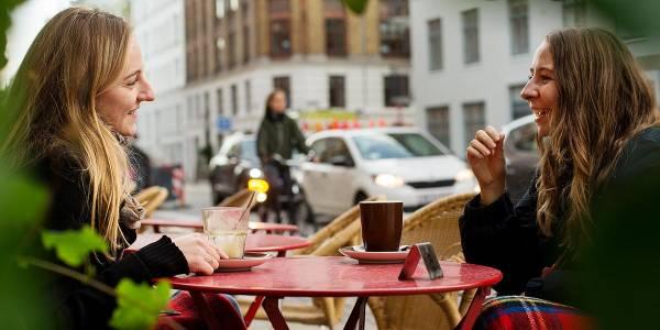 Kafé i København, Image credit: Maria Sattrup