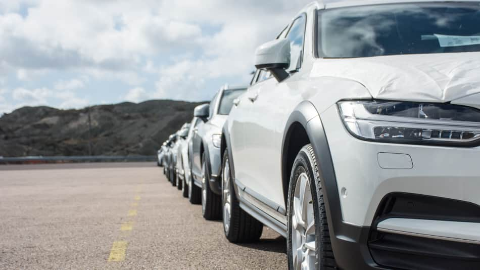 Tag din bil med på rejsen med DFDS
