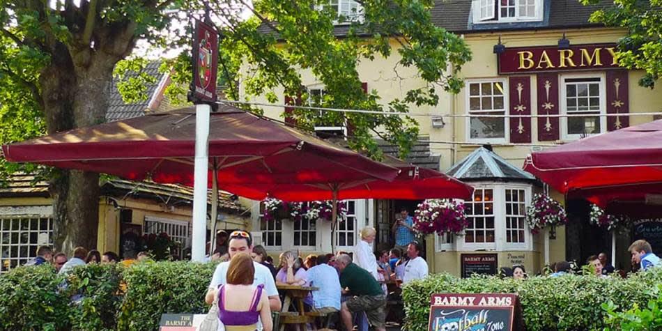 Pub in Twickenham